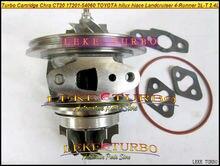 Turbo Картридж Кзпч Ядро CT20 17201-54060 1720154060 Для TOYOTA Hilux Hiace HI-LUX HI-ACE Landcruiser 4-Runner 2L-T 2LT 2.4L