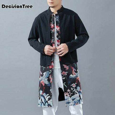 a9e1a60dd ... 2019 summer mens kimono designer cool japanese clothes swag male  streetwear casual outwear jackets harajuku cardigan ...