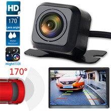 170 Широкий формат HD Ночное Видение заднего вида Камера Реверсивный обратный резервный формате PAL/NTSC стандарт IP68 парковка Камера