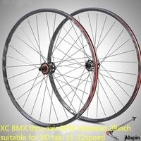 RS XD29 Aluminum alloy sealed bearing XC BMX mountain wheelset 29inch XD taki suit for SRAM flywheel