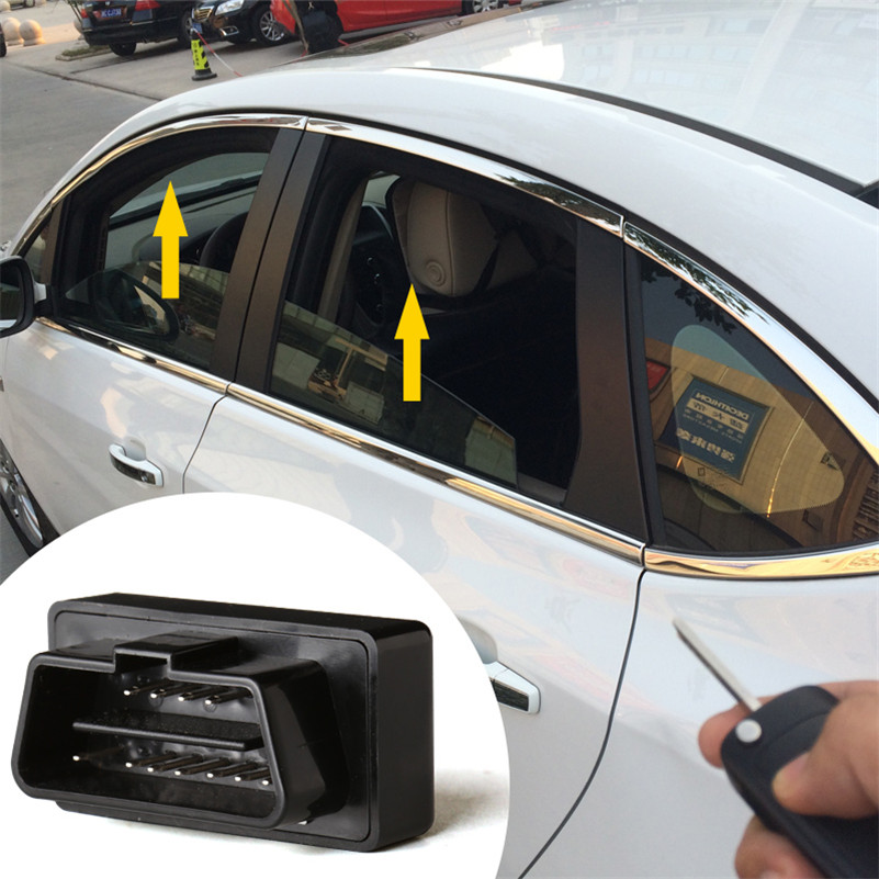 Canbus OBD Car Window Close Closer Opening Module System No Error For Chevrolet Malibu 2009-2015