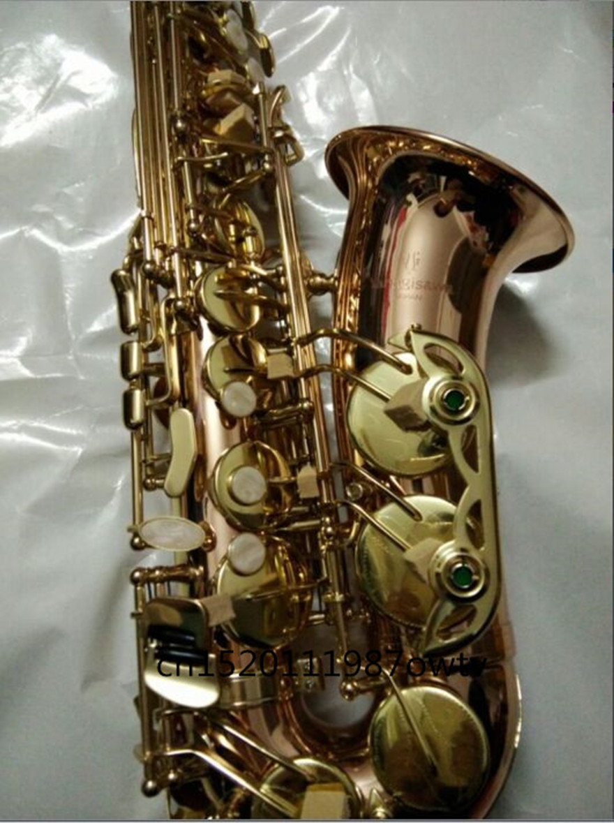 phosphor bronze copper Yanagisawa A-902 E flat Alto saxophone YANAGISAWA music playing professionally