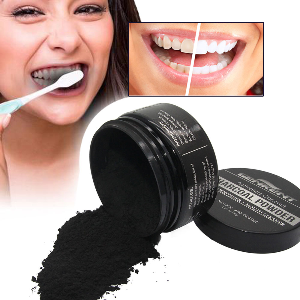 Natural Teeth Whitening Powder Oral Hygiene Dental Tooth