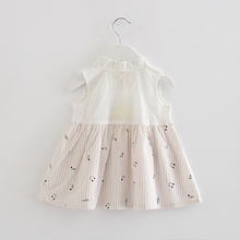 Baby Girls Summer Dresses Clothing For 0-2Y