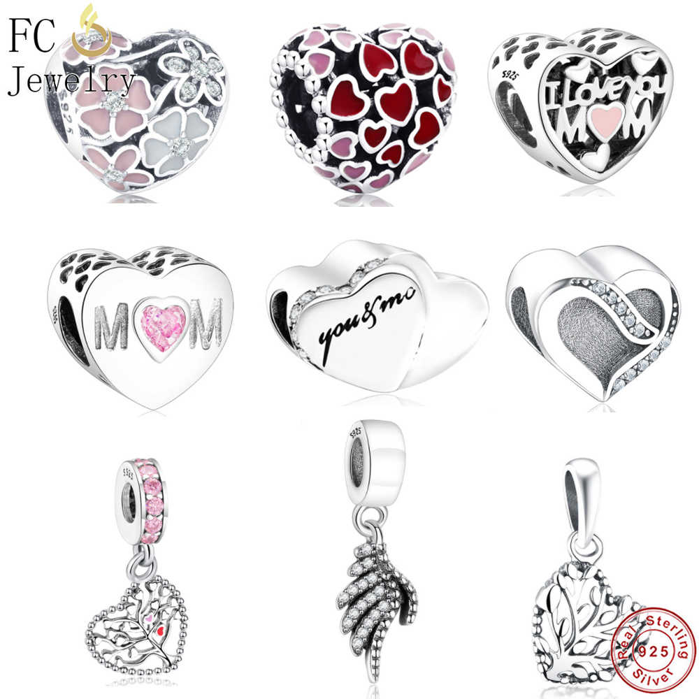 9463acd91 Wholesale Factory Price Summer Collection Authentic 925 Sterling Silver  Bead Charm Fit Original Pandora Charms Bracelet