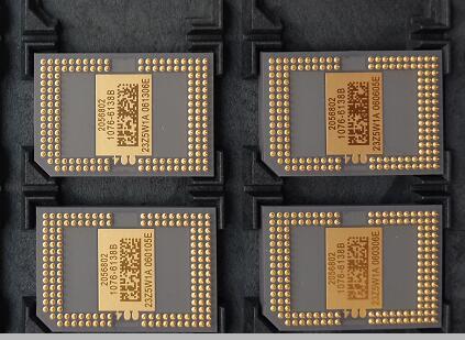 1 шт. Фирменная Новинка DMD чип 1076-6138b 1076-6138 1076 6138b для проектора