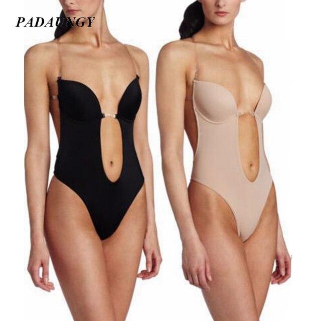 body pour robe dos nu