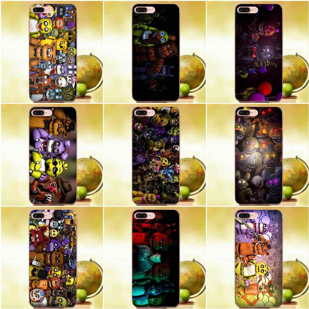 Special Offer Luxury Phone Case For Xiaomi Redmi Note 2 3 3S 4 4A 4X 5 5A 6 6A Pro Plus Sfm Fnaf Animatronics