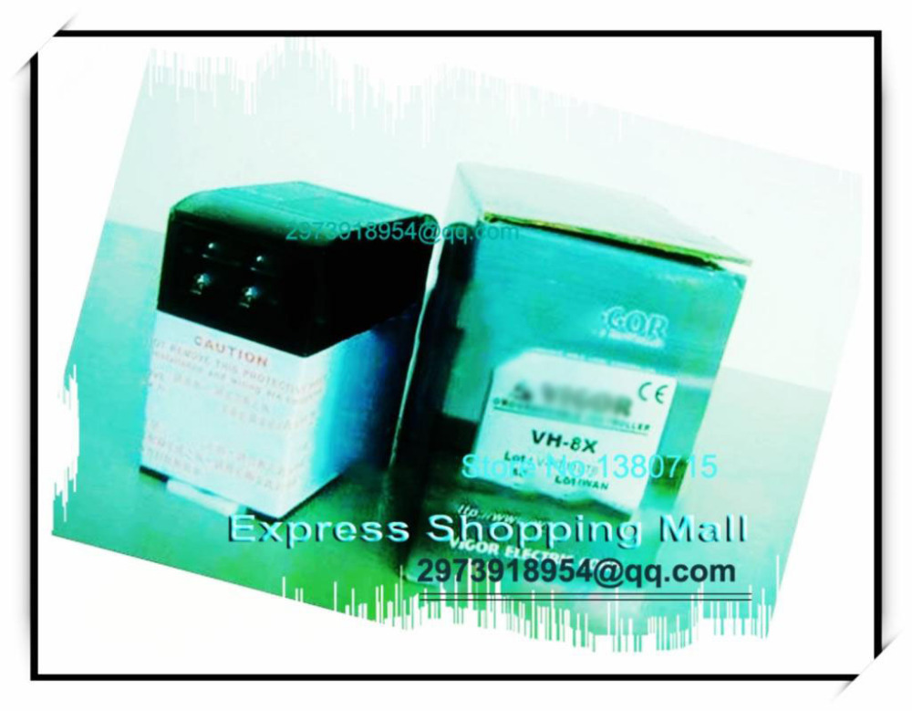 New Original VH-8X PLC 24VDC 8 point input Expansion Module plc expansion module tm2amm3ht new original