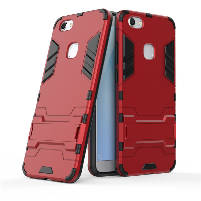 Armor Case For OPPO F9 A5 F7 A3 A71 Y69 A39 A59 A83 A73 F5 A79 Cases Shockproof Silicone Rubber Hard Back Cover For OPPO F5