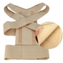 Back Braces Posture Corrector Brace Spine Support Belt Women Men Shoulder Lumbar Back Corset Orthopedic Posture Correction Belt