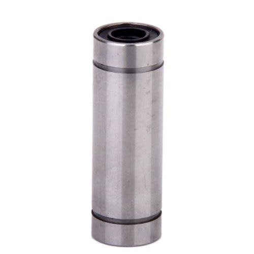 LM8LUU 8mm Linear Ball Bearing Bushing 8pcs lot sc8v scv8uu 8mm linear bearing bushing lm8uu linear ball bearing for 8 mm linear shaft