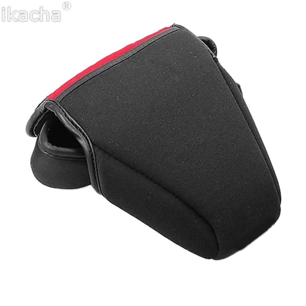 Camera Case Bag for Sony A5000 A5100 A6000 A6400 A6300 A6500 NEX-7 NEX-6 NEX-5