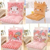 my melody little twin stars cat plush soft toy decoration kawaii plushies 1pcs 40x80cm