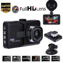 3,0 дюймов HD 1080 P Автомобильный регистратор 120 широкоугольный камера на приборной панели черный Автомобильный dvr камера g-сенсор обнаружения движения