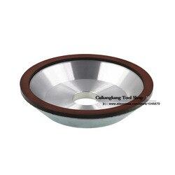 75% BW 150*32*32*10*3 ściernica diamentowa puchar szlifowanie koła dla stal wolframowa narzędzie do frezowania temperówka szlifierka