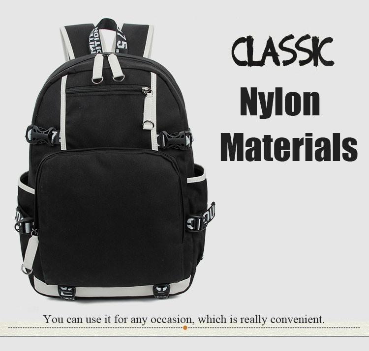 Classic Naruto Backpack