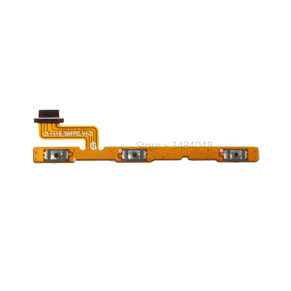 For Asus Zenfone 4 MAX ZC554KL Power Volume Flex Side Key Button Flex Cable Replacement