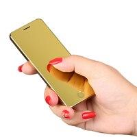 Anica A9 Telefono Mobile Phone unlocked, 1.54 quad Core quad Bands bezel less dual SIM touch Key Telefoni Cellulari for Women