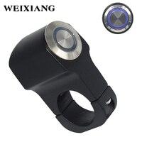 22mm 7 8 Motorcycle Switches Handlebar Mount Switch Headlight Hazard Brake Fog Light With Indicator Light