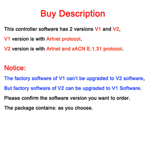 Image 3 - Artnet Ethernet כדי SPI/DMX פיקסל led אור בקר BC 204 DC5V ~ 24V פלט הנוכחי 7Ax4CH; מפעל תוכנה עם V1/V2 גרסה