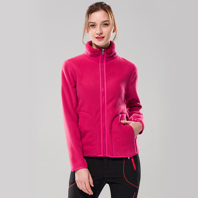 Warm Fleece Jacket Women S Designer Jackets