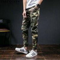 Cargo pants military stil männer fracht kleidung camouflage hose mode AA2658 Y