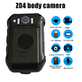 WZ6 16 GB Body worn cameras HD 1080P 30fps/Police camera with IR Night Vision and External lens Recording 12 hours mini camera