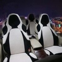 Чехол для сидения автомобиля чехол на автомобильное сидение, быстро сохнет, подушка для автомобильного сидения для Защитные чехлы для сиде