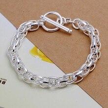 2016 Hot Silver Color Jewelry bracelet, silver plated wristlet vintage-accessories Egg Shape Bracelet /PHBQRTDH NQMYZAUZI
