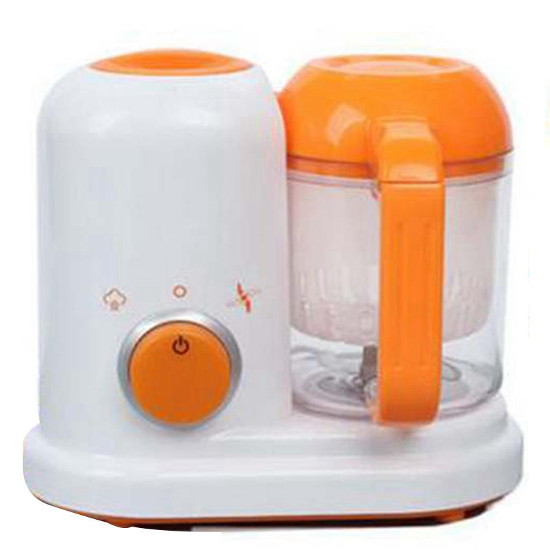 Electric Baby Food Manufacturer Blender Steam Processor Food Safety(Eu Plug)Electric Baby Food Manufacturer Blender Steam Processor Food Safety(Eu Plug)