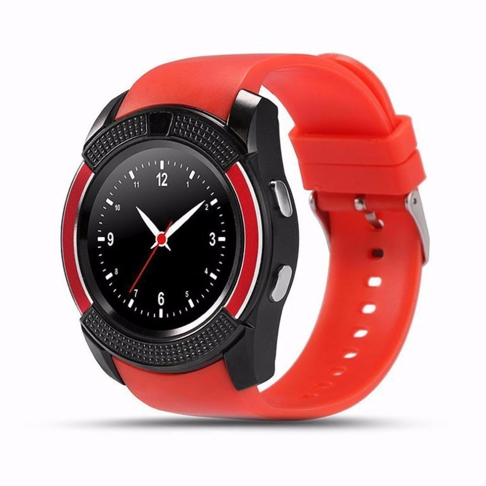2018 Kids Wristwatch Smart Watch Touch Screen Anti-Lost Smartwatch Baby Watch With Remote Camera SIM Calls Gift For Children
