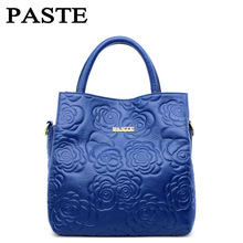 The first layer of leather handbags leather bag handbag new spring and summer 2017 female fashion