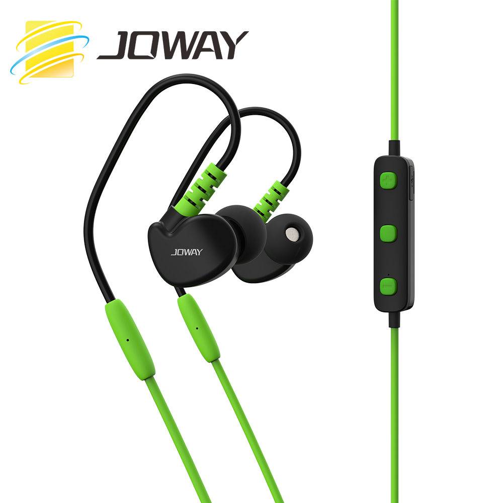 Joway Sports Wireless Headset fone de ouvido Bluetooth Earphone With mic Sweatproof Headphones Universal for iphone 7 Samsung