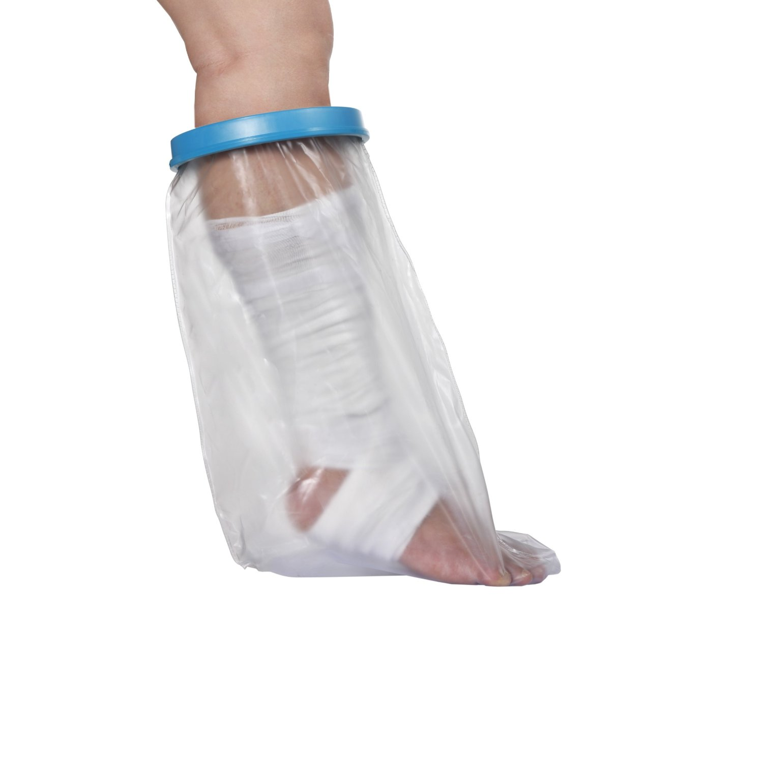 wound care supply Cedar waterproof po leg bath waterproof protective cover  bandage protector for feet hand