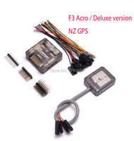 SP Racing F3 Flight Controller Board Acro Deluxe W Case Mini NZ GPS For FPV QAV