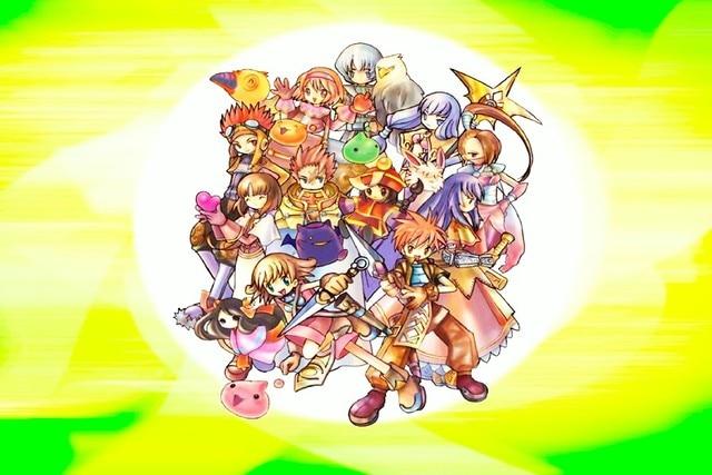 RAGNAROK Online Mmo Fantasy Action Adventure Ragnarok Anime Fighting Game Poster Fabric Cloth Silk Wall