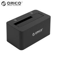 ORICO 2 5 3 5 Inch USB3 0 SATA HDD SSD Hard Disk Box Docking Station