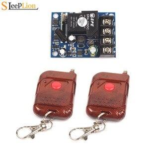 Image 1 - Sleeplion Wide Volt 12 48V 12V 24V 36V 48V 40A 1CH RF Wireless Remote Control Switch System teleswitch+Receiver Multi Model
