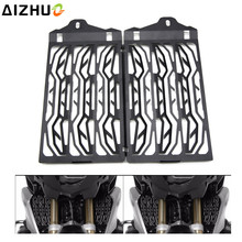 CNC Motorcycle Radiator Guard Protector Grille Cooler Cover For BMW R1200GS LC /Adventure 2013 2014 2015 2016 2017