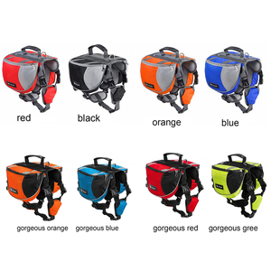 Image 4 - [TAILUP] Dog Harness K9 for Large Dogs Harness Pet Vest Outdoor Puppy Small Dog Leads Accessories Carrier Backpack py0025