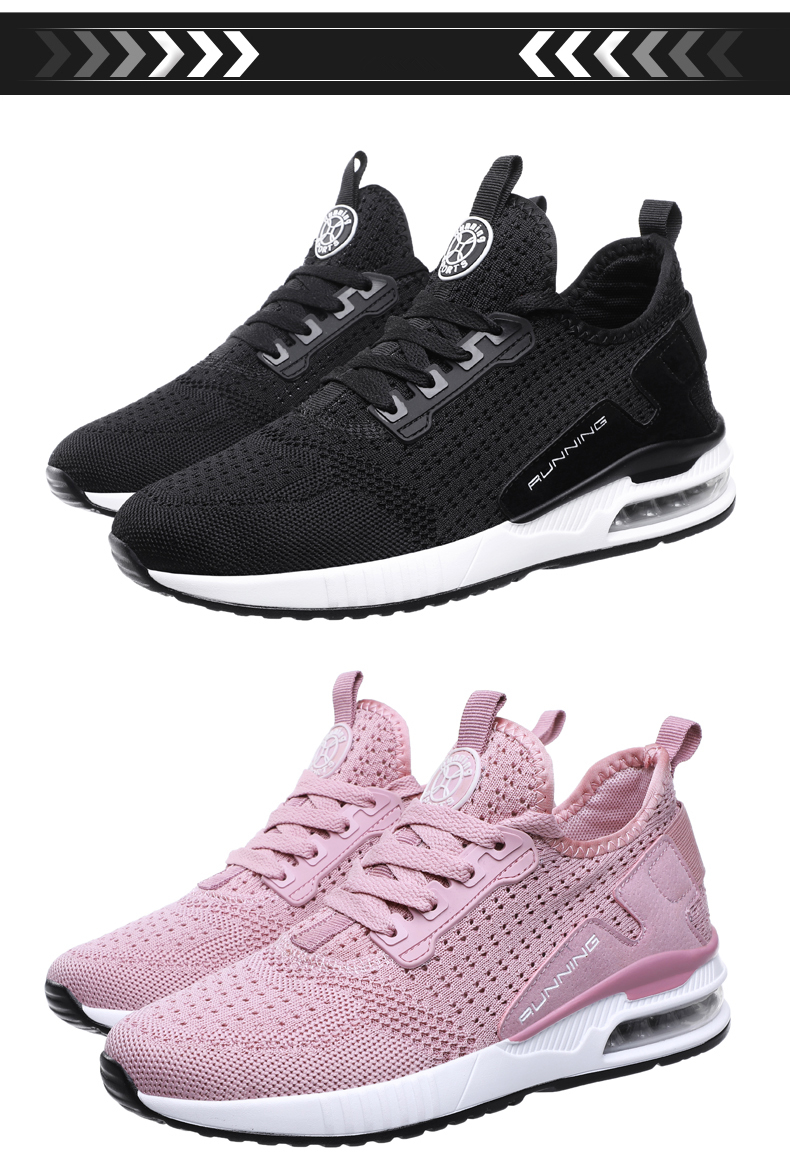 HTB1idsfbcfrK1Rjy1Xdq6yemFXaB Hemmyi Couple Sneakers Shoes Mesh Breathable Chaussure Homme Spring/Autumn Men Shoes Air Cushion Size 36-45 Support Dropshipping