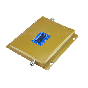 Image 2 - New Version LCD Display 2G GSM 900 4G DCS LTE 1800 Mobile Phone Repeater Cellular Signal Amplifier Repetidor Dual Band Booster