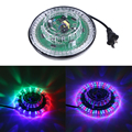 Stage Laser Lights 48LEDs RGB Stage Effect Sunflower Light for Bar KTV DJ Party Club Disco Dancing Entertainment (Clear)