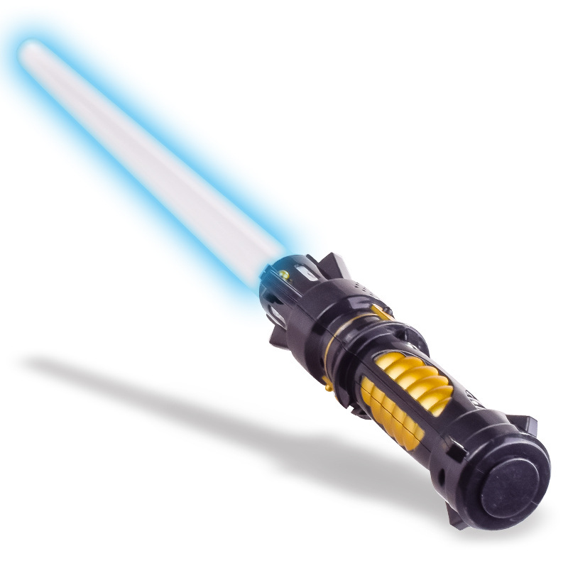 66cm Cosplay Lightsaber with Light Sound Led Color transformation Saber laser Sword PVC Toys Birthday Star Kid Gifts Game
