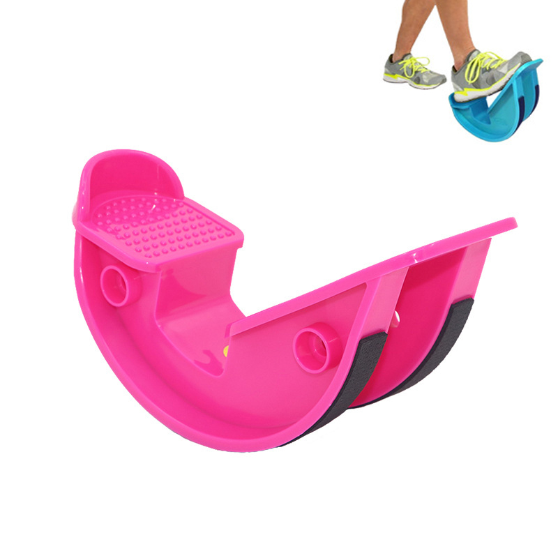 Fitness Equipments Fitness Relaxation Pulling Plate Tensile Shoes Yoga Stretch Device Foot Massage Pedal Bar Stool Tendon Tensioner Muscle Training Fitness & Body Building