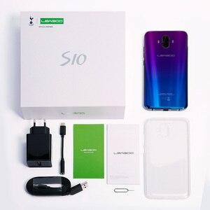 "Image 3 - הגלובלי גרסה LEAGOO S10 4G Smartphone 6GB RAM 128GB ROM 6.21 ""19:9 מסך מלא ב  תצוגת טביעות אצבע 20MP כפולה אחורי מצלמות"