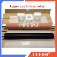 Original New For HP 9000MFP 9040 9050 Pressure Roller Lower RB2 5921 000 RB2 5921 or Upper Fuser Roller RB2 5948 RB2 5948 000CN