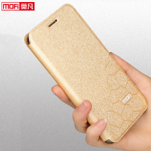 huawei nova 2i case cover silicone huawei nova 2i case stand glitter mofi luxury flip thin PU leather case huawei nova 2i case цена и фото