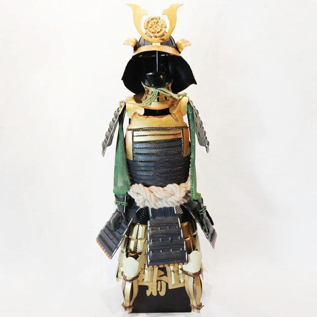 Nobunaga armadura japonesa/Sengoku Guerrero modelo/regalo colección ...